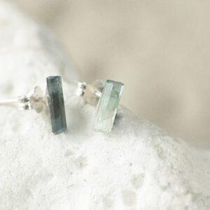 Krystal øreringe