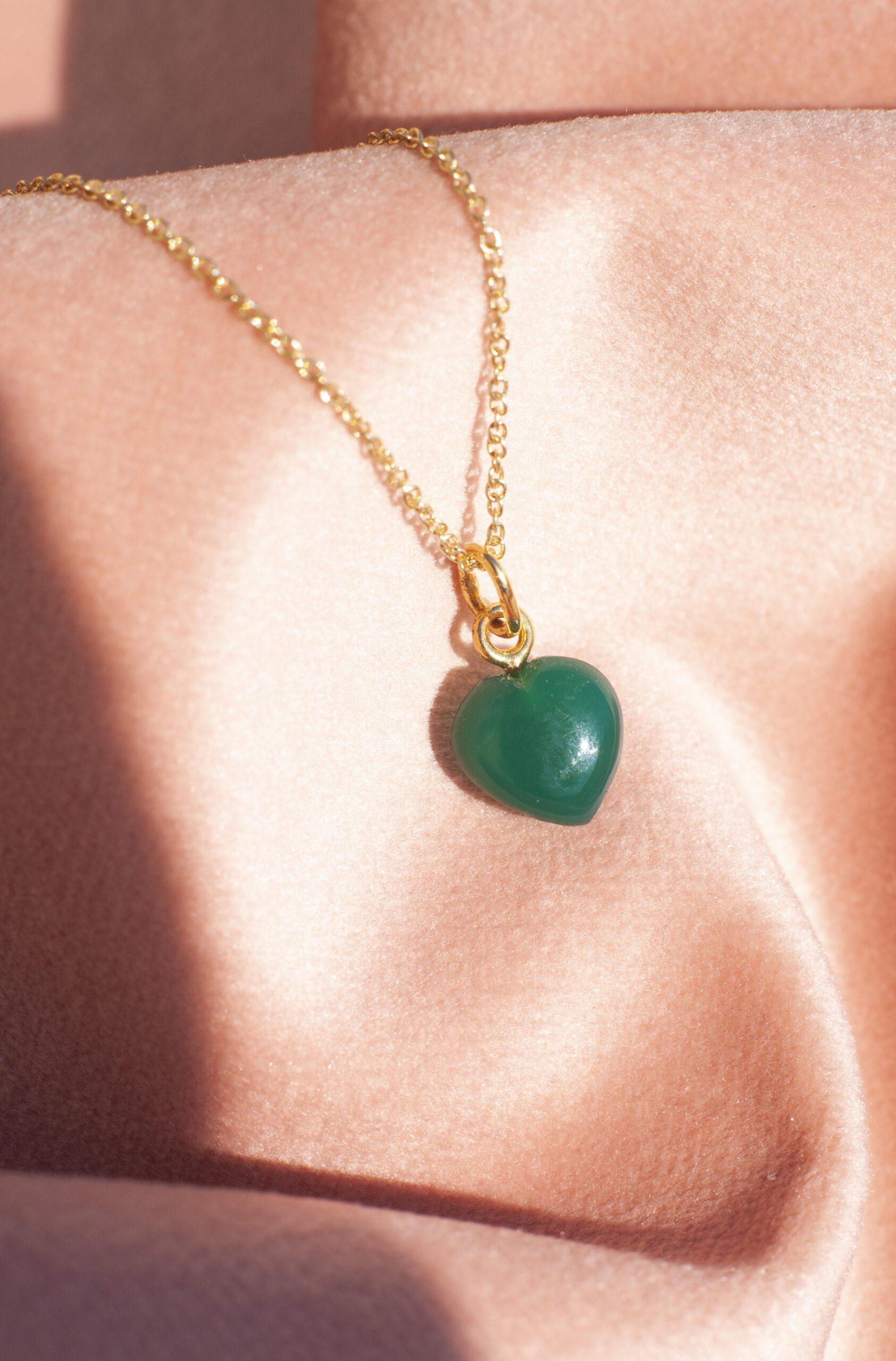 grøn onyx